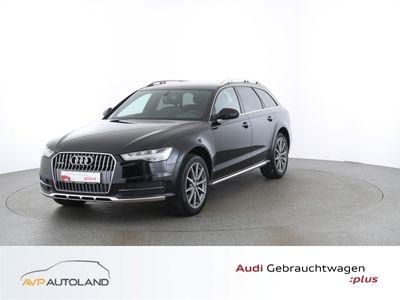 gebraucht Audi A6 Allroad 3.0 TDI S tronic Navi LED SHZ AHK