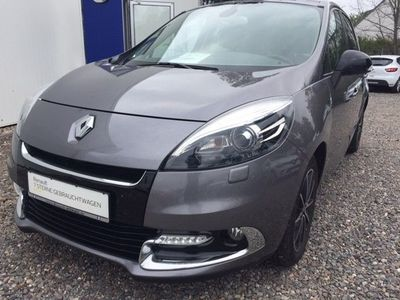 gebraucht Renault Scénic Bose Edition dCi 110 EDC Klimaautomatik