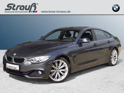 gebraucht BMW 420 Gran Coupé d Sport Line