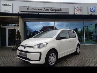 gebraucht VW up! move1.0l, Phone,Klima, Roof Pack