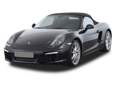 gebraucht Porsche Boxster 2.7 Benzin