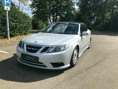 gebraucht Saab 9-3 Cabriolet 1.8t BioPower TOP