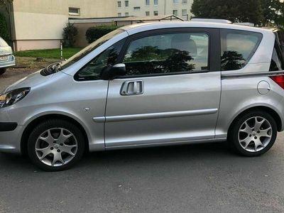gebraucht Peugeot 1007 sparsames Auto