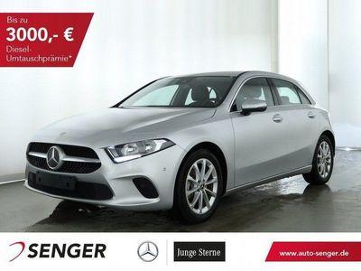 gebraucht Mercedes A200 BUSINESS-PAKET+NAVI+PARKPAKET+KAMERA+TEMP Fahrzeuge kaufen und verkaufen