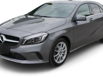gebraucht Mercedes A180 A 180URBAN * BE * NAVI * PARK-ASSISTENT * SITZHEIZUNG * TEILLEDER * RÜCKFAHRKAMERA