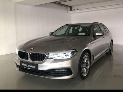 gebraucht BMW 520 d xDrive Touring Aut.Sport+Sitzhz/-lüft+DriveAs