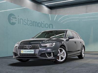 gebraucht Audi A4 A4Avant 40 TDI S LINE ACC MILANO ST.HEIZ 360° KLIMASITZE