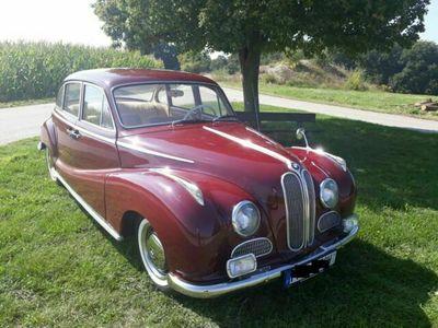 gebraucht BMW 502 V8, 2,6 Liter, 101PS, Bj.1962, Tüv neu