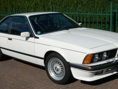 käytetty BMW M635 CSi