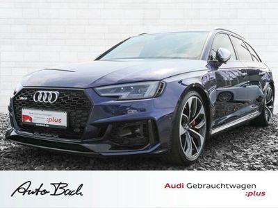 gebraucht Audi RS4 Avant 2.9TFSI qu. Sportabgas LED Pano ACC