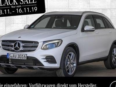 gebraucht Mercedes GLC250 4M AMG Comand AHK ILS-LED Park Spiegel