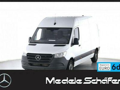 gebraucht Mercedes Sprinter 214 CDI Hochdach L2H2 KLIMA KAMERA MBUX