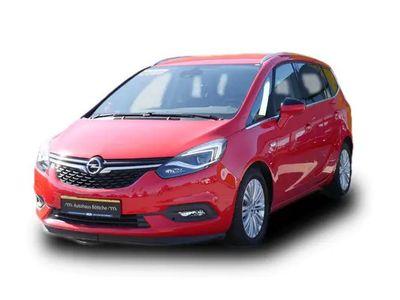 gebraucht Opel Zafira 1.4 Turbo Innovation ONSTAR NAVI LED EU6