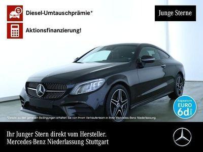 gebraucht Mercedes C300 d Coupé