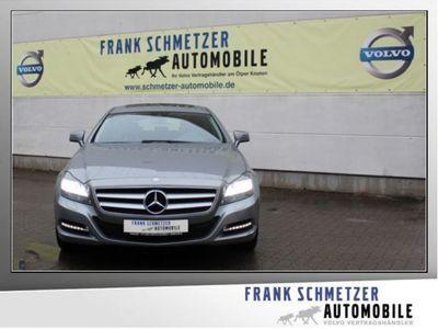 gebraucht Mercedes CLS350 Shooting Brake CDI 4Matic Comand LED SSD
