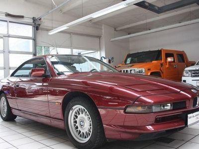 käytetty BMW 840 * Deutsche Erstauslieferung*scheckheft*