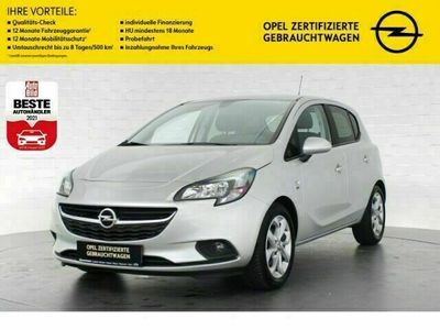 gebraucht Opel Corsa E 120 JAHRE+NAVI+SITZ-/LENKRADHEIZUNG+PARKPILOT+TEMPOMAT