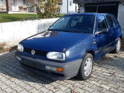 gebraucht VW Golf III 1.4 CL Europe