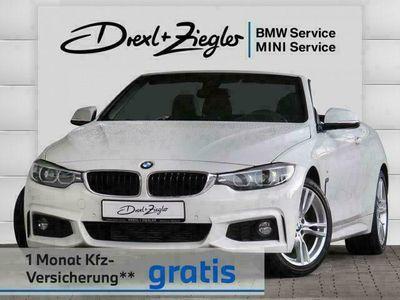 gebraucht BMW 420 d Cabrio M Sport bei Gebrachtwagen.expert