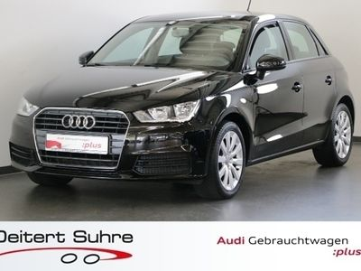 gebraucht Audi A1 Sportback 1.4 TDI ultra 66 kW (90 PS) 5-Gang