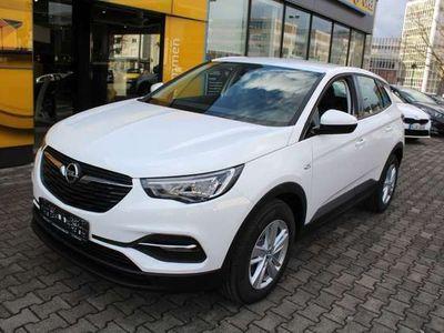 gebraucht Opel Grandland X 1.2 Direct Inj. Turbo - SHZ I KAMERA