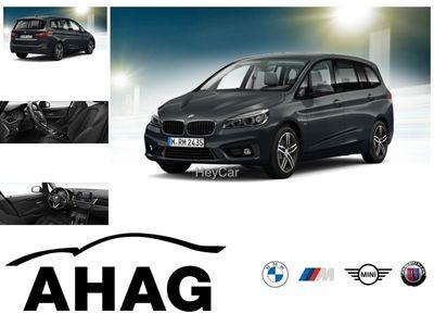 gebraucht BMW 218 Gran Tourer Sport Line Aut. Klimaaut. 17''LM