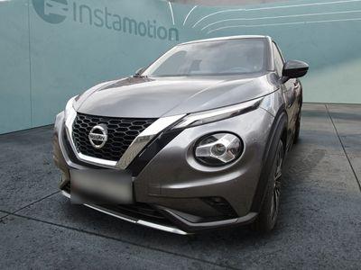 gebraucht Nissan Juke JukeN-DESIGN 114 PS DCT Bose LED Leder Kamera