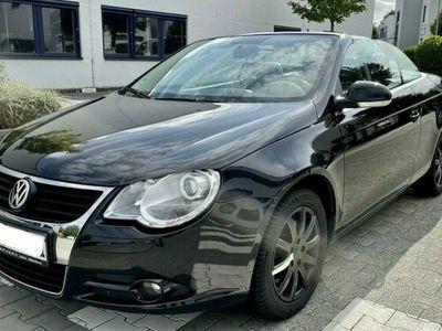 gebraucht VW Eos 2.0 TDI*125KW*Navi*Leder*Xenon*PDC*6-Gang*