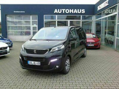 gebraucht Peugeot Traveller L2 2.0 BlueHDi 180 EAT8 Allure Einzels