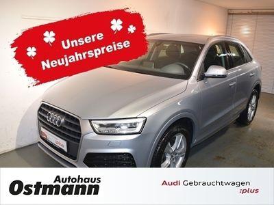 gebraucht Audi Q3 Sport 2.0 TDI LED*NAVI*EURO6
