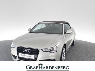 gebraucht Audi A5 Cabriolet 3.0 TDI quattro Xenon Navi GRA Klima