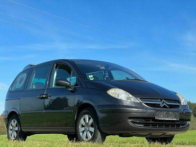 gebraucht Citroën C8 2.2 HDi Exclusive *Tüv 07/2023*7Sitzer*Leder*