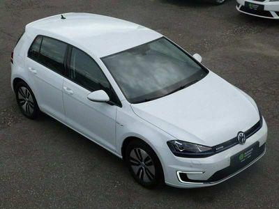 gebraucht VW Golf VII Lim. e-Golf LED ACC Navi Klima