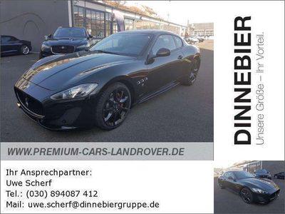 gebraucht Maserati Granturismo Sport   Automatik*Bose*Navi*Bi-Xenon  Gebrauchtwagen, bei Autohaus Dinnebier GmbH