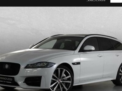 gebraucht Jaguar XF Sportbrake 25t R-Sport ACC LED