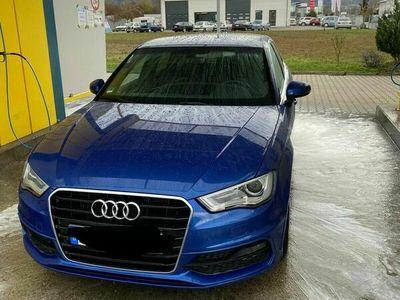 gebraucht Audi A3 Sportback g-tron S line Sportpacket