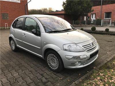 gebraucht Citroën C3 1.6 Senso Drive Exclusive PANORAMA-TÜV-NEU!!