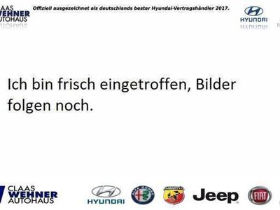 gebraucht Hyundai Santa Fe blue 2.2 CRDI 2WD Style *EURO6,Leder,Panorama