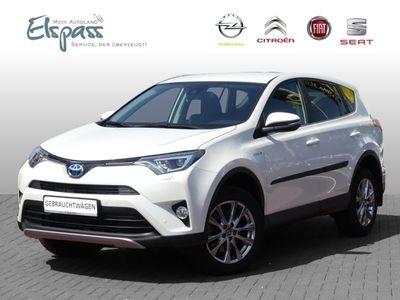gebraucht Toyota RAV4 Edition-S Hybrid 2.5 VVT-i KLIMA PDC LED ACC