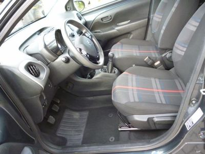 gebraucht Peugeot 108 1.hd,Klima,Bluetooth ,USB Start-Stop,ESp