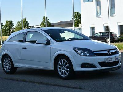 gebraucht Opel Astra GTC Astra HSelection 1.4/Klima