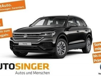 gebraucht VW Touareg Basis 3 0 TDI DSG 4M *AHK*LED*Leder*Navi*