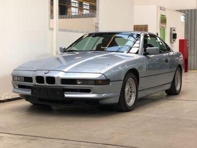 gebraucht BMW 850 i ° 1.Hand ° org. 79 TKM ° Erstlack !