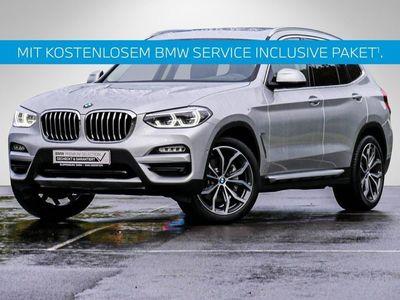 gebraucht BMW X3 xDrive30i xLine Head-Up HiFi LED WLAN AHK