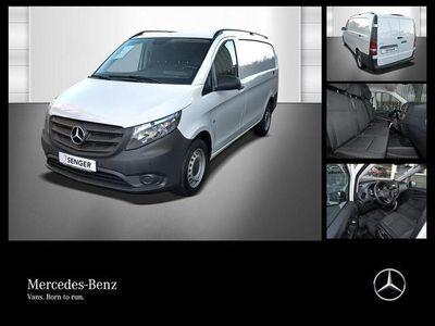 gebraucht Mercedes Vito 111 CDI KA LANG KLIMA+FLÜGELTÜREN+SITZHEIZ