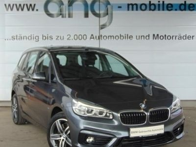 gebraucht BMW 220 Gran Tourer Sport Line Aut. NAVI LED