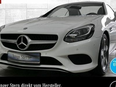 gebraucht Mercedes 180 SLCPano Airscarf Kamera Navi Totwinkel PTS