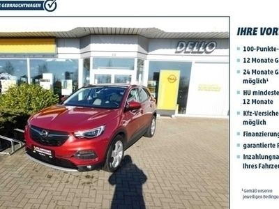 gebraucht Opel Grandland X 1.2