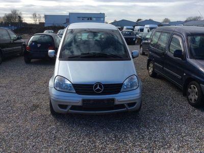 gebraucht Mercedes Vaneo Compact Van 1.6