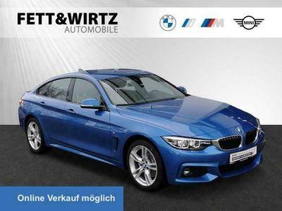 gebraucht BMW 430 Gran Coupé d xDrive M-Sport Stop&Go